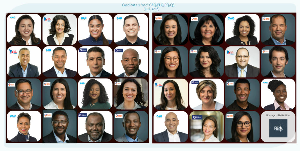 Tableau Candidats & Candidates