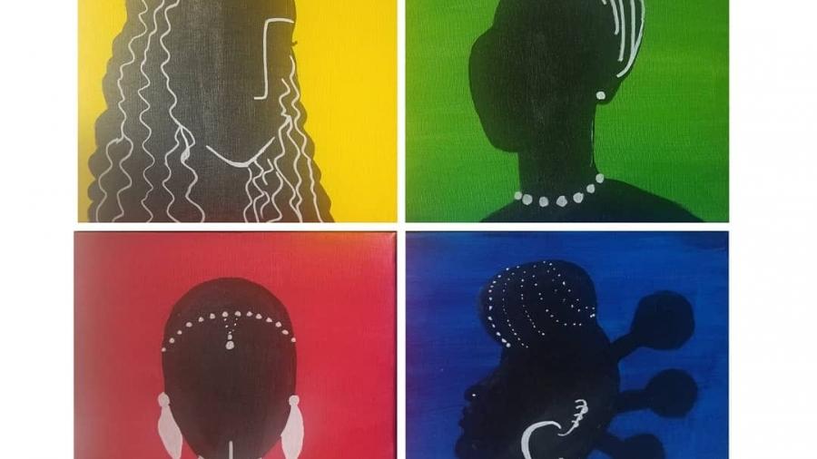 Série REBELLES par Hawa Keita